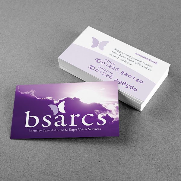 BSARCS Logo Design & Business Cards