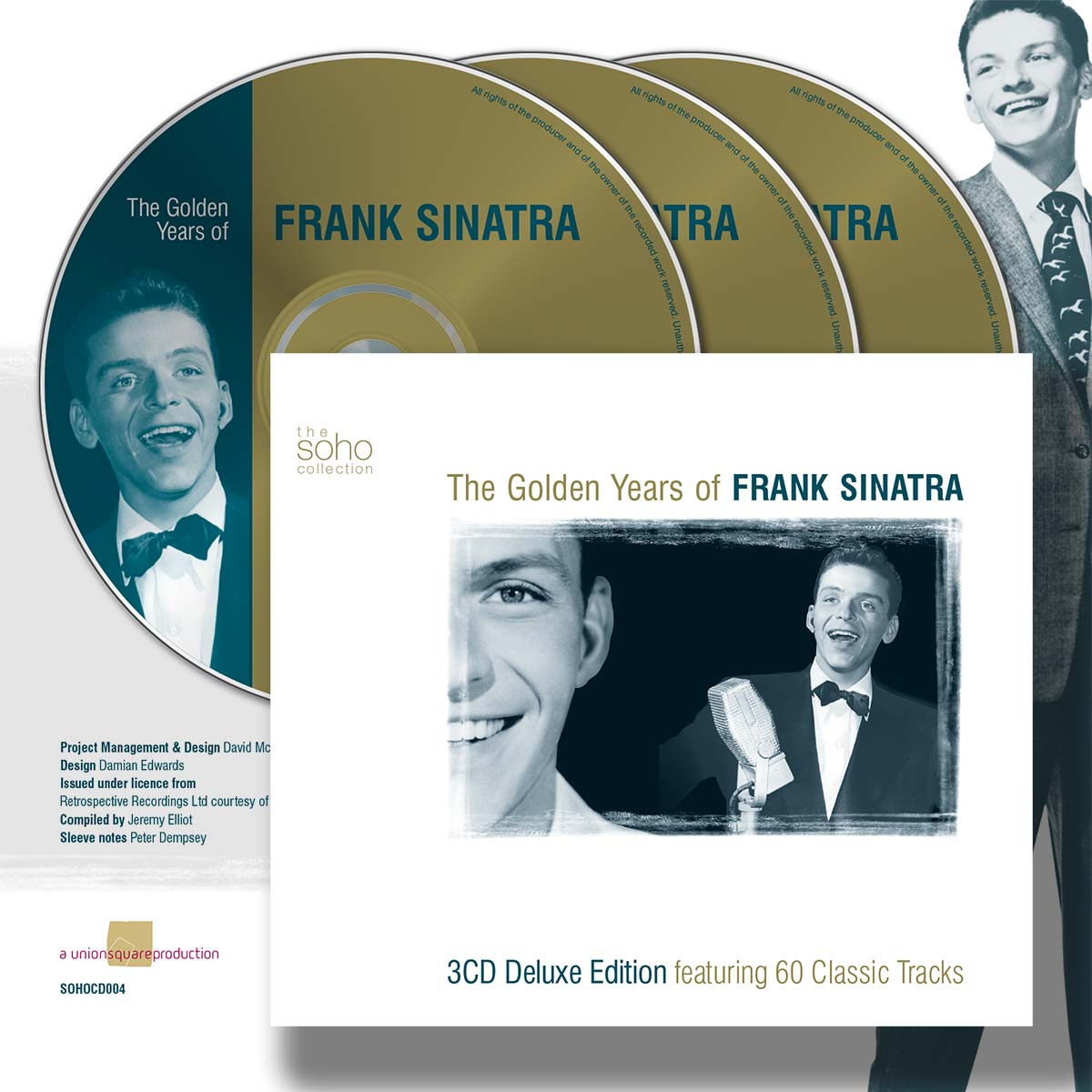 Union Square Music, The Golden Years OfFrank Sinatra