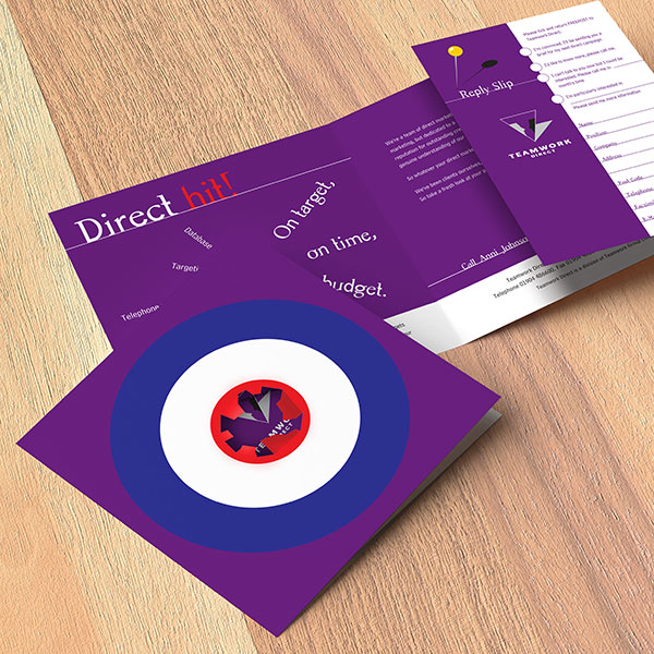 Teamwork Direct - Target Direct Mail